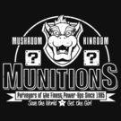 Mushroom Kingdom Munitions by Adho1982