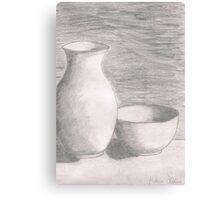 Vases Canvas Print