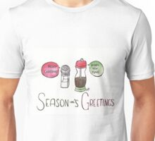 Season-ing's Greetings Unisex T-Shirt