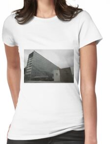 Institute Du Monde Arabe ©  Womens Fitted T-Shirt