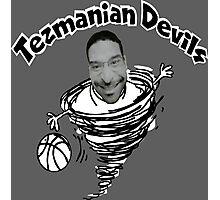 Tezmanian Devils - Workaholics  Photographic Print