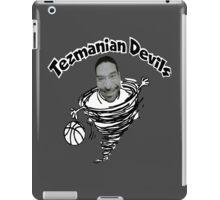 Tezmanian Devils - Workaholics  iPad Case/Skin