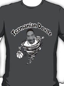 Tezmanian Devils - Workaholics  T-Shirt