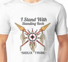 Sioux Tribe - STANDING ROCK Unisex T-Shirt