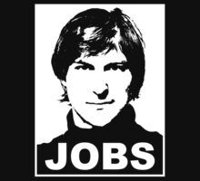 Steve Jobs- Apple - Computers (YOUNGER) by James Ferguson - Darkinc1