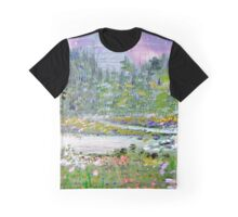 Meadow Nights Graphic T-Shirt