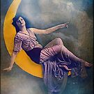 Fly me to the Moon by John Rivera