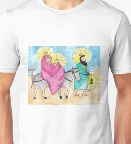Jesus Was A Refugee Unisex T-Shirt