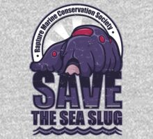 Save the Sea Slug Kids Clothes