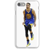 Stephen Curry Golden State Warriors Basketball iPhone Case/Skin