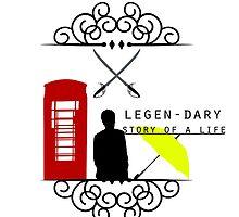 LEGGEN-DARY LIFE by AdmConnor