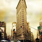 Flatiron Crossing by Jessica Jenney