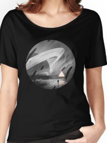 Inkworld T-shirt femme coupe relax