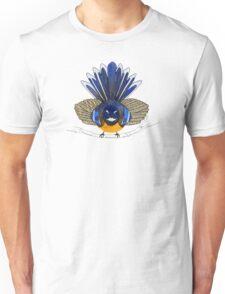 Fantail bird Unisex T-Shirt