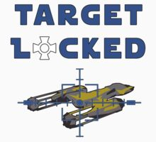 Target Locked Y-Wing by JD22