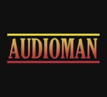 Colorful Audioman One Piece - Long Sleeve
