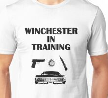 Winchester in Training Unisex T-Shirt