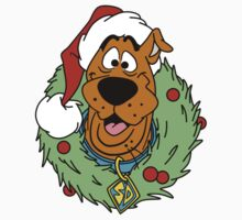 Christmas Scooby-Doo One Piece - Short Sleeve