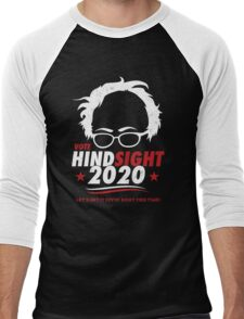 Bernie Sanders - Hindsight 2020 Men's Baseball ¾ T-Shirt
