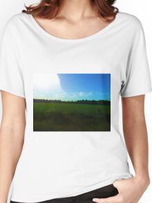 Farm Life Women's Relaxed Fit T-Shirt