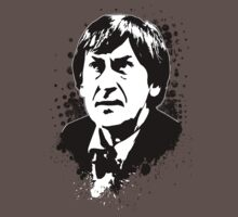 Doctor Who -  2nd Second Doctor - Patrick Troughton - 50th by James Ferguson - Darkinc1