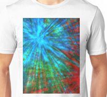 Abstract Big Bangs 001 Unisex T-Shirt