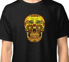 Sugar Skull Warm Colors Ink Envy Edition T-Shirt Classic T-Shirt