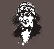 Doctor Who -  3rd Third Doctor - Jon Pertwee. - 50th by James Ferguson - Darkinc1