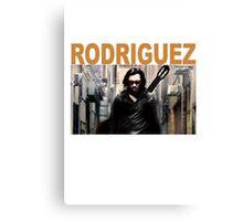 Sixto Rodriguez Canvas Print