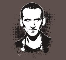 Doctor Who -  9th Ninth Doctor - Christopher Eccleston - 50th by James Ferguson - Darkinc1