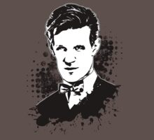 Doctor Who -  11th Eleventh Doctor - Matt Smith - 50th by James Ferguson - Darkinc1