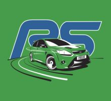 Ford Focus RS Mark 2 by velocitygallery