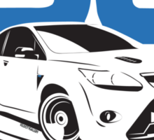 Ford Focus RS Mark 2 Sticker
