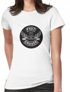 Phat Cruiser - Your Friendly Illawarra Motovlogger Womens Fitted T-Shirt