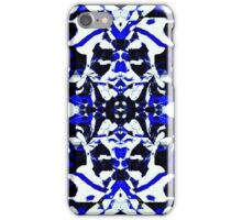 Geometric Polygon Abstraction iPhone Case/Skin