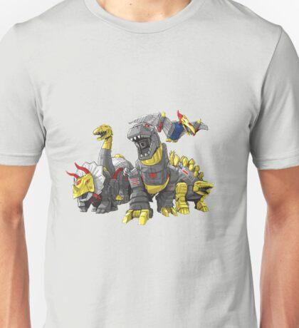 dinobot by bx brix Unisex T-Shirt