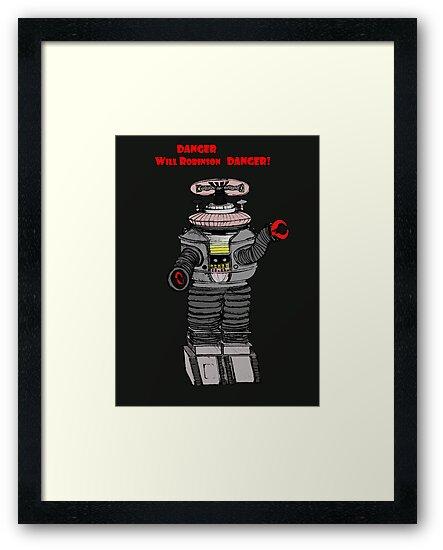 Danger Will Robinson, Danger! by John Gaffen