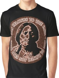 #standwithstandingrock, Proceeds to Sacred Stone Camp Graphic T-Shirt