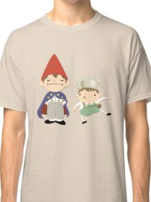 Greg and Wirt - Over the Garden Wall Classic T-Shirt