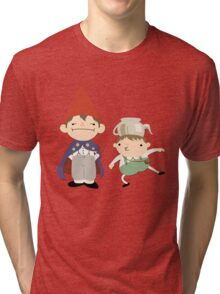 Greg and Wirt - Over the Garden Wall Tri-blend T-Shirt