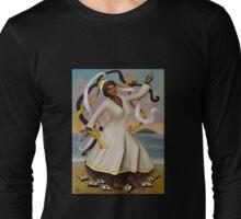 Garifuna Loops Long Sleeve T-Shirt