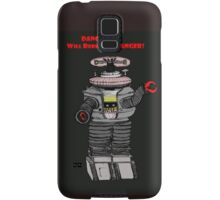 Danger Will Robinson, Danger! Samsung Galaxy Case/Skin
