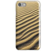 Earth ripples iPhone Case/Skin
