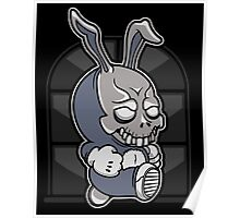 Supernatural Bunny Poster
