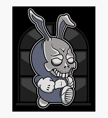 Supernatural Bunny Photographic Print