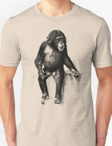 vector monkey child T-Shirt