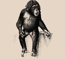vector monkey child Unisex T-Shirt