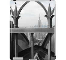 Empire State Building and Freedom Tower iPad Case/Skin