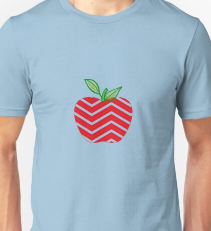 Teacher Appreciation Teachers Gift Designed Apple Unisex T-Shirt