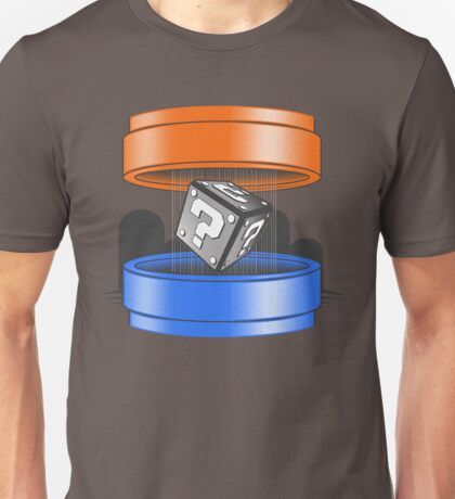 Thinking With Plungers Unisex T-Shirt